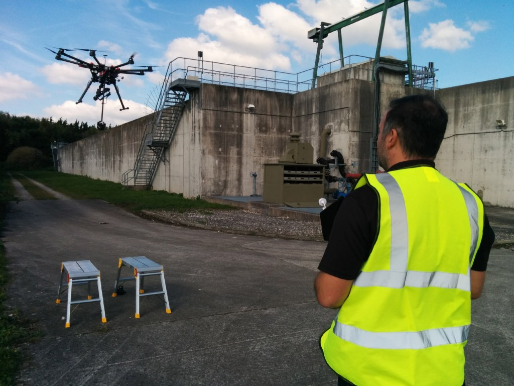 360 aerial video capture drone uk