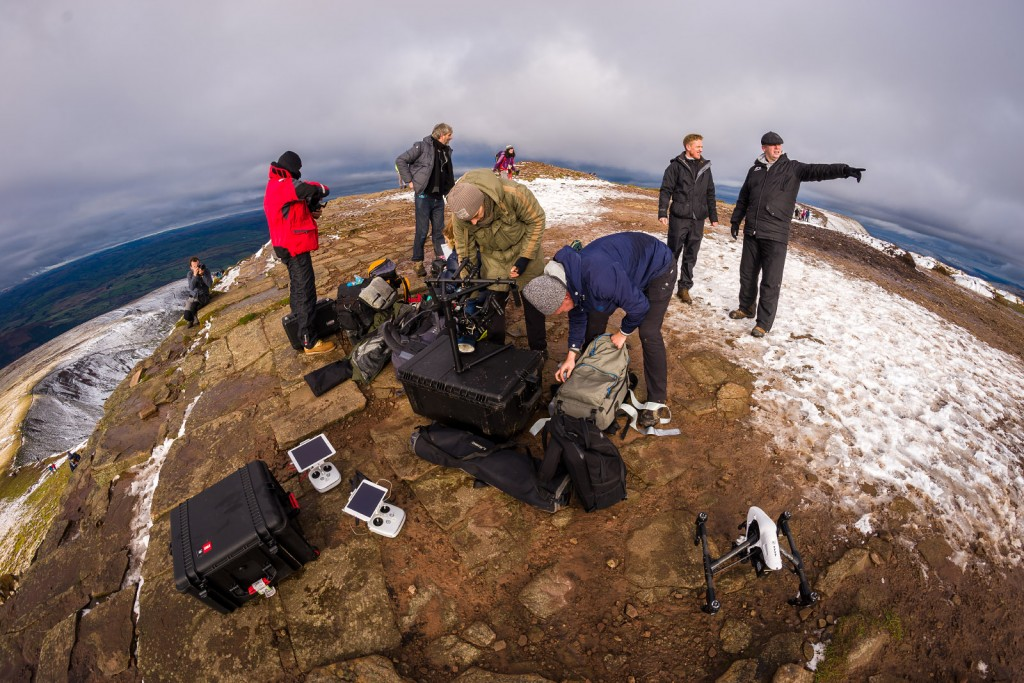 360 video on the Brecon Beacons