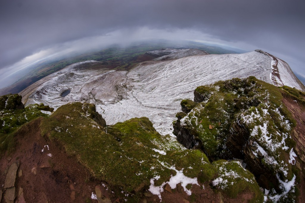 Brecon Beacons 360 Video Shoot
