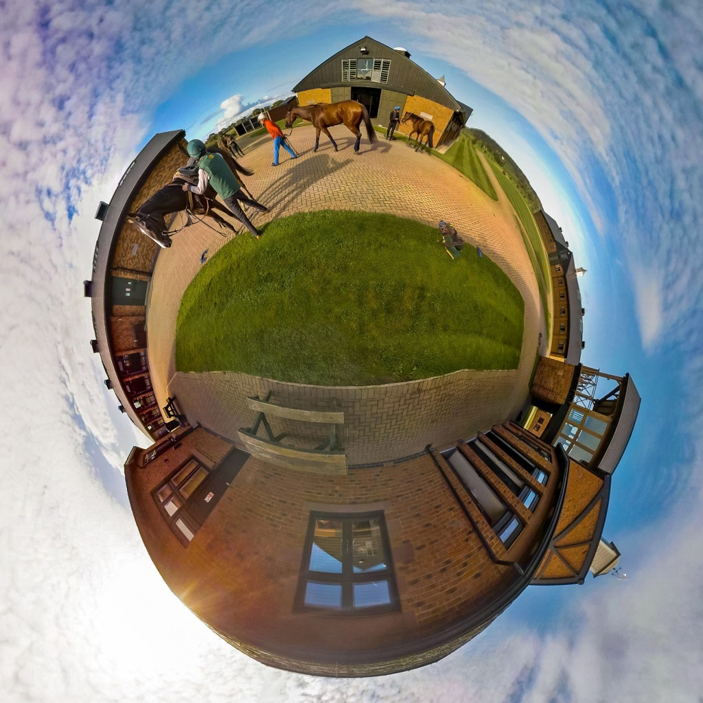 Manor House Stables  360 virtual reality - michael owen Cheshire horse racing uk