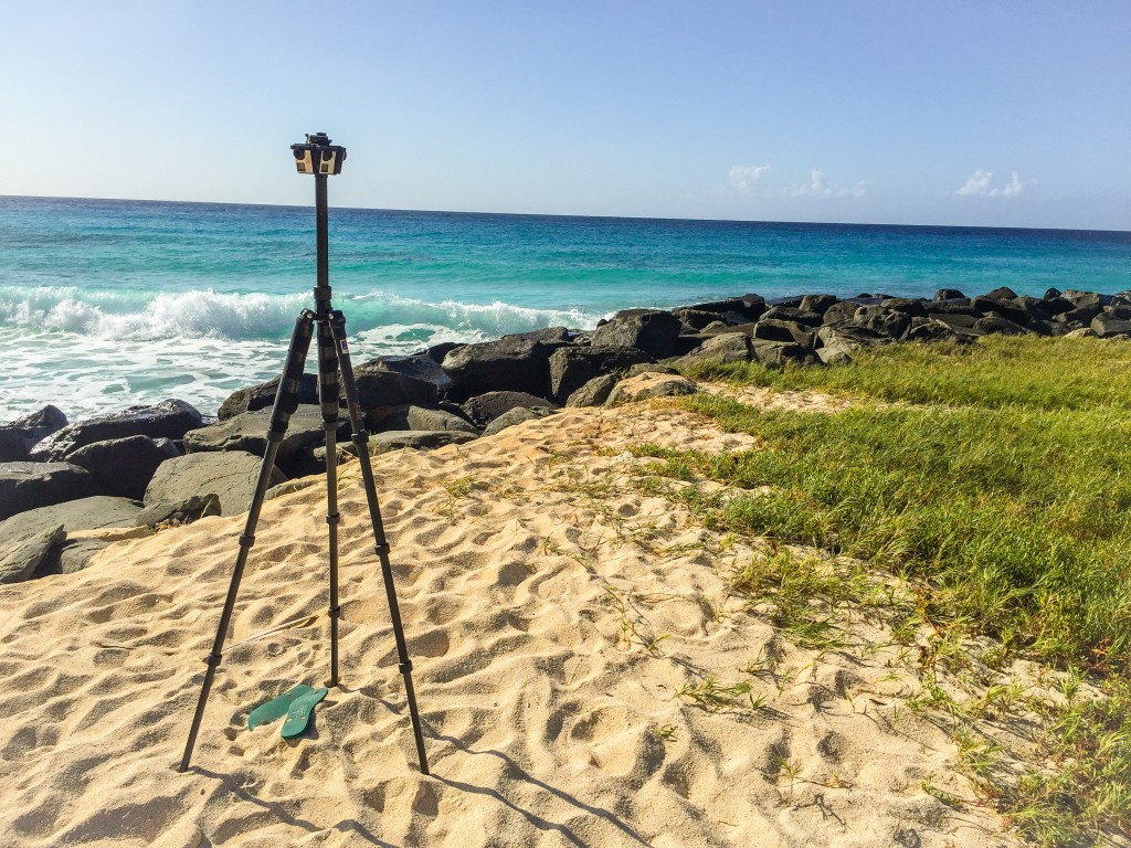 360 video beach barbados m7 virtual