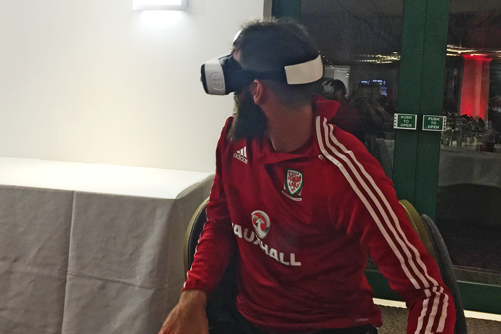 360 video vr wales