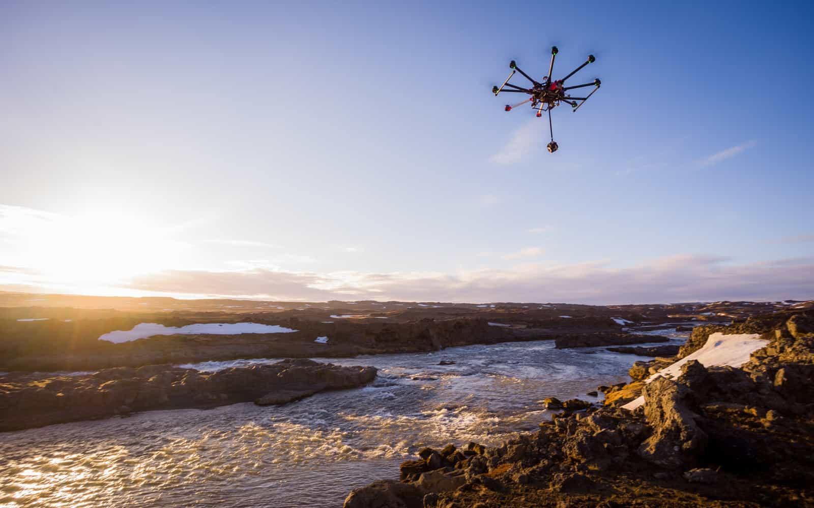 Aerial Drone 360 Capture