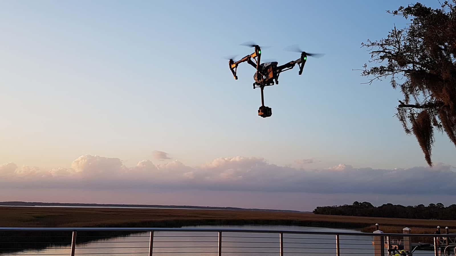 Drone 360 VR USA
