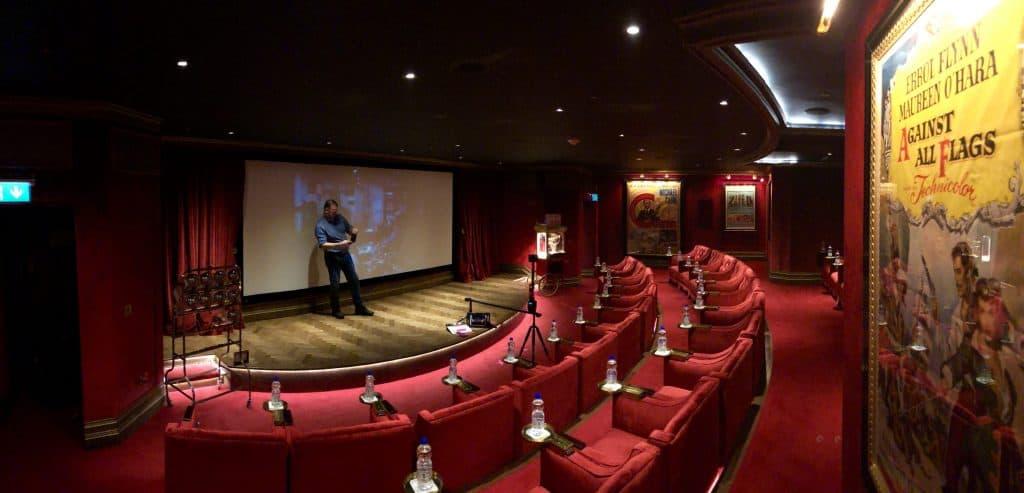 Slider, Kandao, Cinema, Ashford Castle, VR Tourism