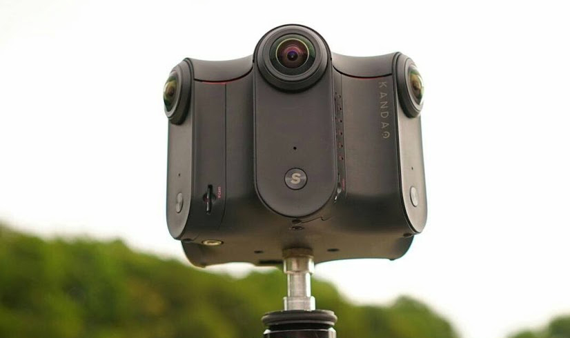 Filming 360 VR