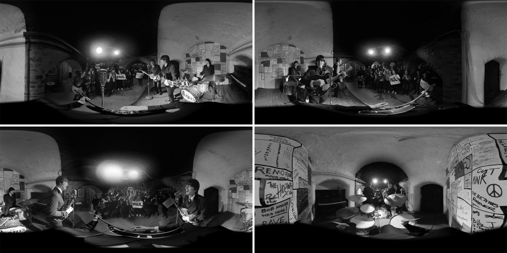 The Beatles VR Become The Beatles M7 M7Virtual Virtual Reality