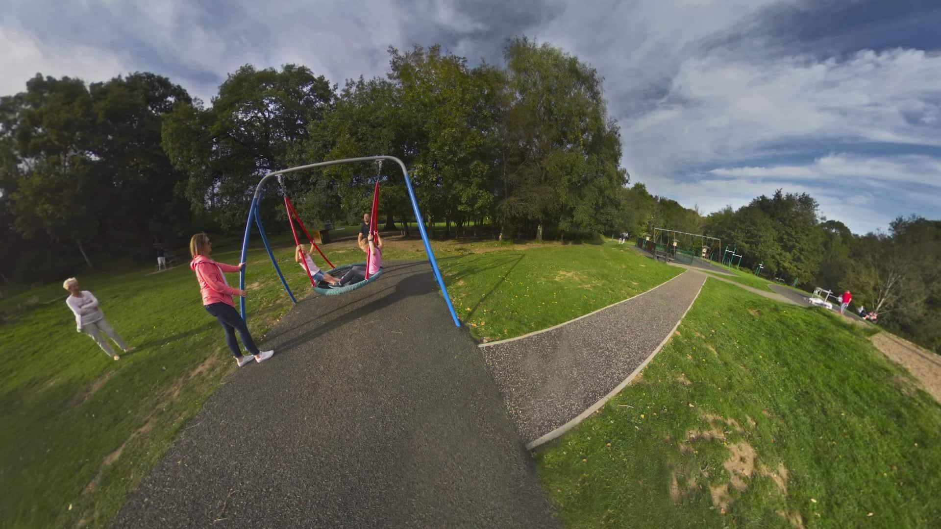Bryngarw Playground